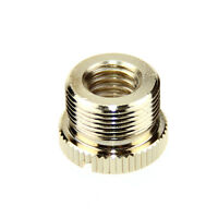 """Female 3/8""""-16 to 5/8""""-27 Male Thread Screw Mount Adapter for Camera Microphone"""