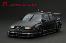 1:43 HPI DIECAST #8046 Alfa Romeo 155V6 TI (Plain Color Model: Black)