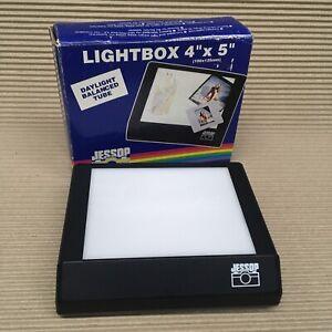 """Jessop 4""""x5"""" Light box/Slide for Negatives & Slides"""