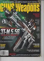 Guns & Weapons for Law Enforcement July 2014 Stag Arms/Ruger/Survival Tactics