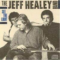See The Light - Music CD - Healey, Jeff -  1988-10-04 - Sony Music Canada Inc. -
