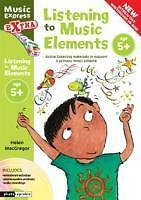 Helen McGregor: Listening to Music Elements Age 5+ (Prima... ACB8295