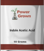 Indole-3-acetic Acid 10g Indole acetic acid w/instructions Made in USA Authentic
