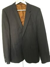 HUGO BOSS Aeris Brown Jacket Blazer Virgin Wool size 52 UK / 42R US