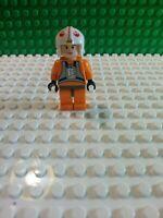 Lego Star Wars Figur sw090 Luke Skywalker 7666 10178 6212