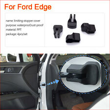 4 Pcs Car Door Arm Rust waterproof Stopper Buckle Protection Cover For Ford Edge