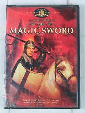 The Magic Sword, Basil Rathbone, Widescreen (NR) DVD