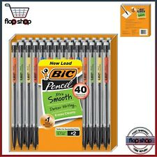 BIC 40 Count Xtra Life Mechanical Pencil Multicolored