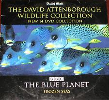 David Attenborough Wildlife Collection - The Blue Planet - Frozen Seas  (DVD)