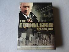 The Equalizer: Season One (DVD, 2008, 5-Disc Set) EUC