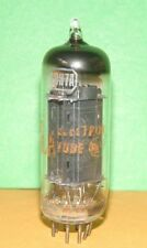 RCA 12BH7 Small D-Getter Vacuum Tube Strong   Results  =  2800/3250 µmhos