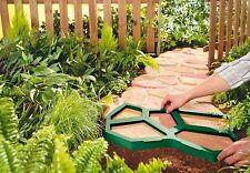 Moule pour fabrication d'allée et terrasse