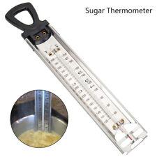 Nuevo termómetro de cocina de acero inoxidable para atasco de azúcar Sugar GO