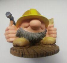 Vtg. ,The Hatz Collection, Willie Worker Dude, 2003, NEW, Union Worker, American