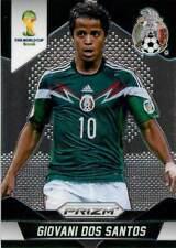 Giovani Dos Santos 147 2014 Prizm World Cup Mexico