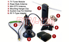 Digital ATSC HDTV Tuner For Air Broadcast Channels On Android Tablet Smartphone