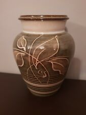 DENBY Vase in immaculate undamaged condition. See photos. Free UK postage.