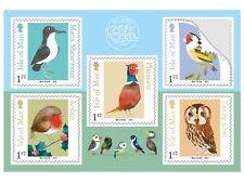 Matt Sewell's Birds Mint Self-Adhesive Booklet Pane (UF32)