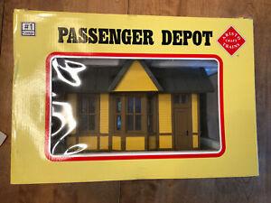 ARISTOCRAFT ART-7200 PASSENGER Train Depot EXCELLENT Mint NIB New BOX #1 Gauge