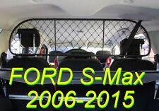 Ford S-Max bota de protección de perro para mascota Parrilla De Malla Seguridad Ajuste fácil reposacabezas