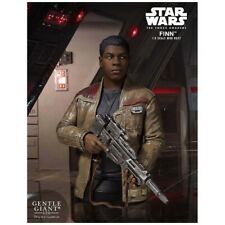 Gentle Giant Star Wars Force Awakens Finn 1/6 Mini Bust New Free Delivery!