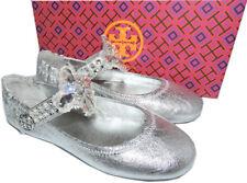 Tory Burch Minnie Reva Ballerina Flats Embellished Convertible Strap Ballet 6