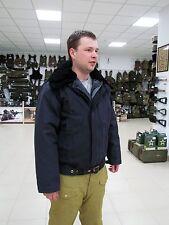 Original Russian Soviet Army Winter Uniform Jacket for Tankman. New!