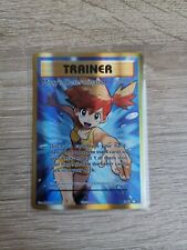 Pokemon - X&Y 12 Evolution - Misty´s Determination 108/108 Mint Full Art ENG