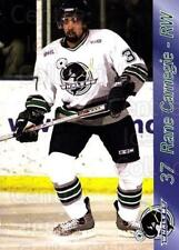 2003-04 Plymouth Whalers #1 Rane Carnegie