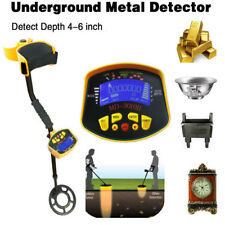 Waterproof Metal Detector Gold Digger Light Hunter Finder Deep Sensitive Search