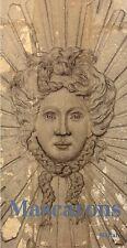 JEAN DAMESTOY MASCARONS BORDEAUX XVIe XVIIIe SIECLE + PARIS POSTER GUIDE