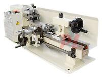 Digital 7 x 14 Precision Mini Variable Metal Lathe 550W 2500RPM