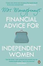Mrs Moneypenny's Financial Advice for Independent Women-ExLibrary
