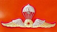 Royal Thailand Army Parachute Metal Badges Training Para Wing Airborne Badge Pin