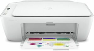 HP DeskJet 2710 All-in-One Printer with Start Inks Print copy Scan Wifi 305 ink