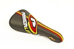 NOS Powerlite Logo Race Bmx Seat Fit Haro Redline Dk Gt Robinson Auburn