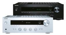 Onkyo TX-8020 Stereo-Receiver in schwarz oder silber bei eBayWOW - NEU und OVP!