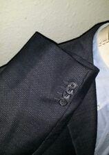Recent Hugo Boss PinDots Geometric Check Tweed Sport Coat Jacket Blazer 42R men