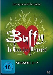39 DVD-Box ° Buffy - Im Bann der Dämonen Staffel 1 - 7 komplette Serie NEU & OVP