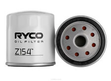 Ryco Oil Filter Z154 - FOR HOLDEN COMMODORE VG VP VR VS VT VU VY VX VN BOX OF 2