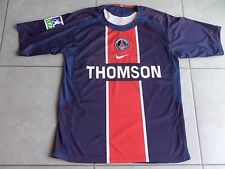 PARIS SAINT-GERMAIN Ancien Maillot Football Officiel  Adulte M PSG Nike