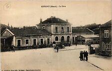 CPA   Revigny (Meuse) - La Gare (431996)