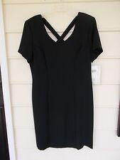 BLACK DRESS SIZE 10 BY CAREN DESIREE CO.