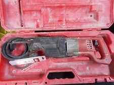 Milwaukee Sawzall 10 Amp Reciprocating Saw in Case 0-2800