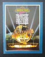 Universal Studios Florida 1992 Official Souvenir Book