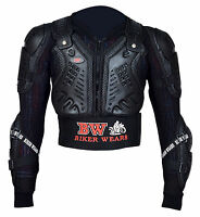 Kids/Cub Body Armour Motorcycle Motorbike Motocross spine Protector Guard Jacket