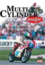 Multi Cylinder Magic (New DVD) Motorcycle Sport Agostini Duke Redman Roper Honda