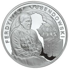 Poland / Polen - 10zl Ferdynand Ossendowski