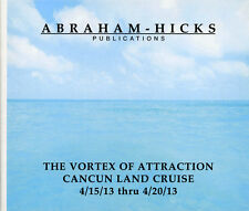 Abraham-Hicks Esther 10 CD Cancun Land Cruise 2013 Week 2 - NEW