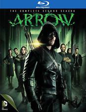 ARROW SEASON 2 (Blu-ray Disc, 2015, 4-Disc Set) NEW